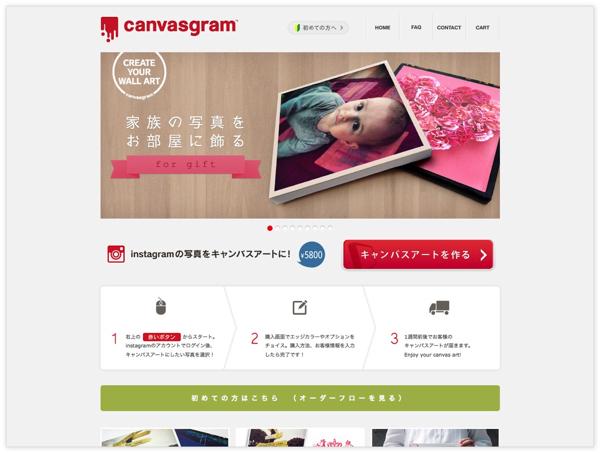 canvasgram