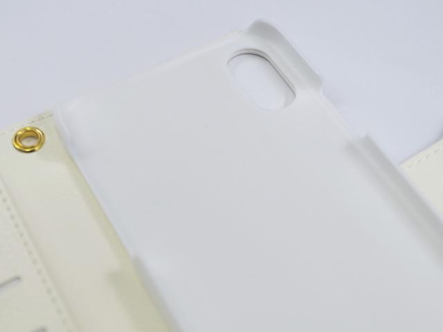 iPhoneⅩ-手帳型スマートフォンケース